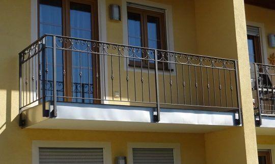 balkongel nder geschmiedet jakob haider metall gestaltung metallbau berdachungen. Black Bedroom Furniture Sets. Home Design Ideas