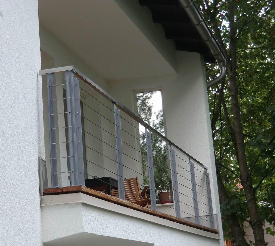 Balkone Metallbalkone Balkongelander Absturzsicherungen
