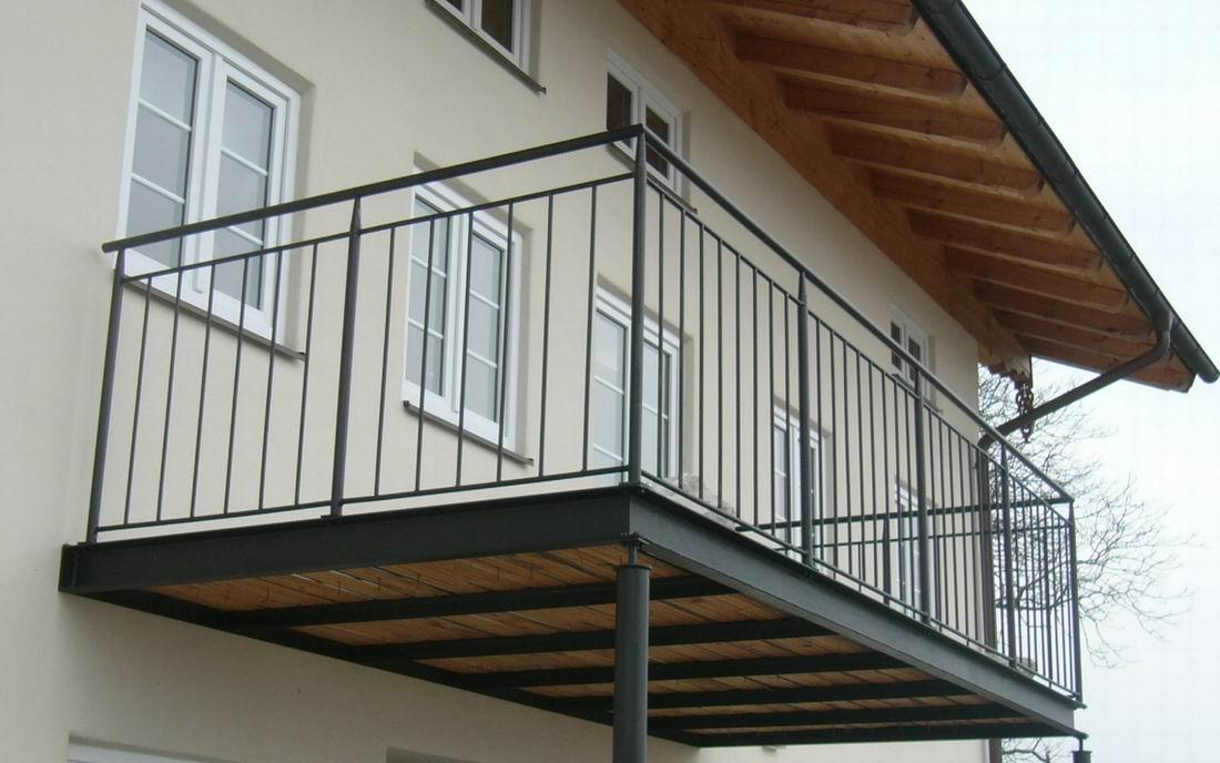 Balkone, Metallbalkone, Balkongeländer, Absturzsicherungen ...